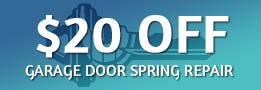 Garage Door Spring Repair Buckhead